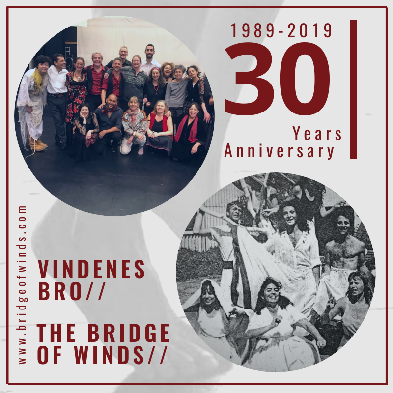 The Bridge of Winds are 30!!